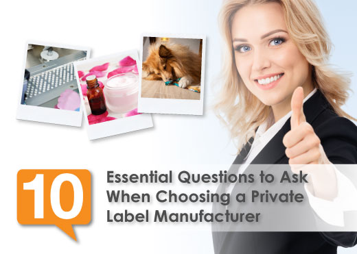 10 Essential Questions to Ask When Choosing a Private Label